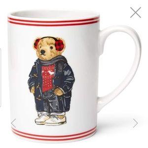 Polo bear mug
